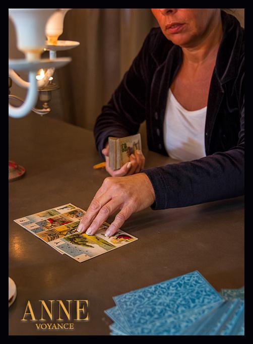 Tirage des cartes Tarot